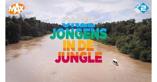 0nze jongens in de jungle 1